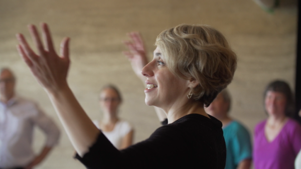 Chantal Gosselin - Formatrice et animatrice d'ateliers de chant