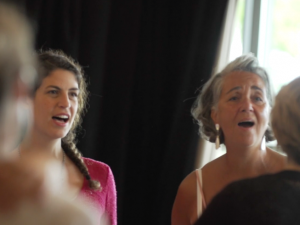 Atelier d'improvisation vocale et cercle de chant