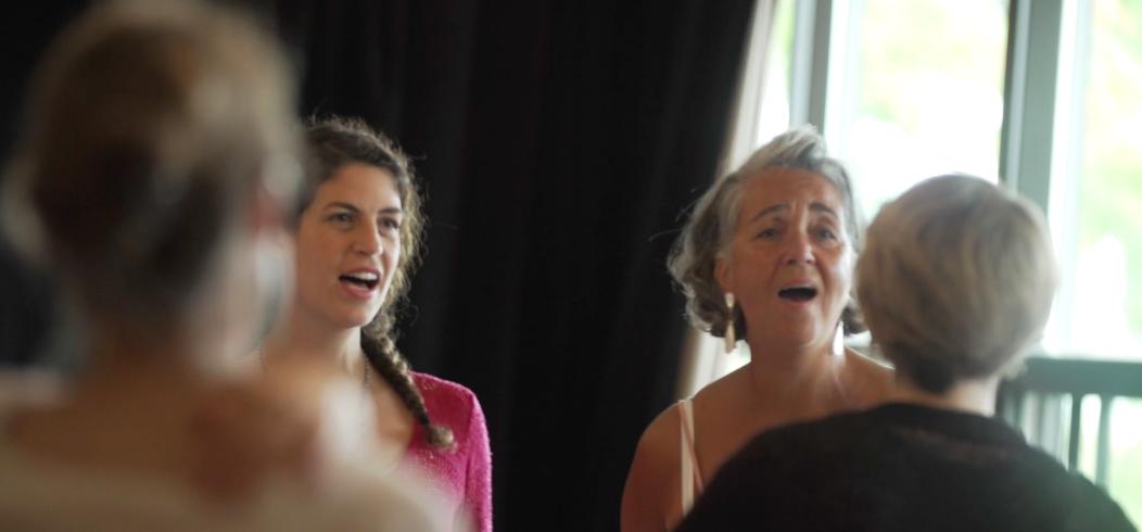 Atelier d'improvisation vocale, co-création et cercle de chant spontané à Rimouski