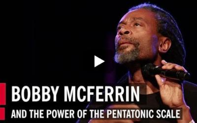 Bobby McFerrin démontre que chanter est instinctif