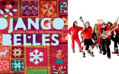 Les Django Belles, Chante et Brunch de Noël et 2019 démarre en lion!